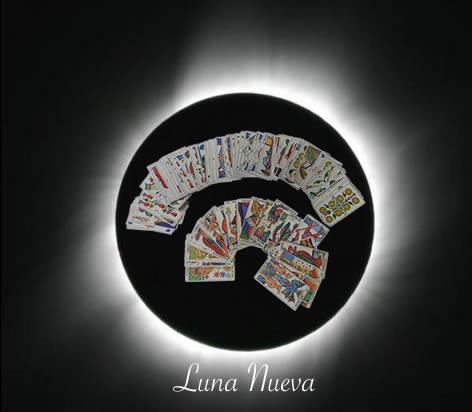 La Luna y el Tarot. Luna Nueva