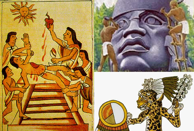 Olmecas. Civilización Olmeca